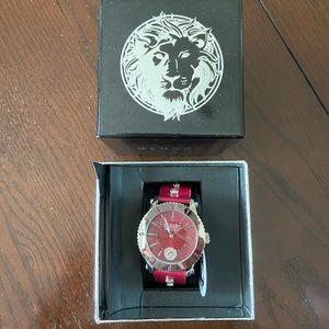 Versace watch NWT